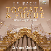 Album artwork for TOCCATA & FUGUE