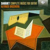 Album artwork for Sauguet: COMPLETE MUSIC FOR GUITAR