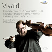 Album artwork for Vivaldi: Complete Concertos, Sonatas etc.