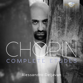 Album artwork for Chopin: COMPLETE ETUDES OP.10 & 25