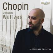 Album artwork for COMPLETE WALTZES