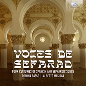 Album artwork for Voces de Sefard - 4 Centuries of Spanish & Sephard
