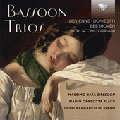 Album artwork for BASSOON TRIOS