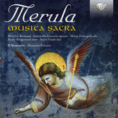 Album artwork for Merula: Musica Sacra
