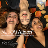 Album artwork for NEW OLD ALBION - Lawes: Harp Consorts