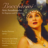 Album artwork for ARIE ACCADEMICHE
