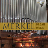 Album artwork for Merkel: Organ Music