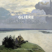 Album artwork for Glière: Piano Music