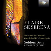 Album artwork for EL AIRE SE SERENA