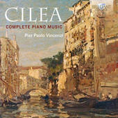 Album artwork for Cilea: Complete Piano Music