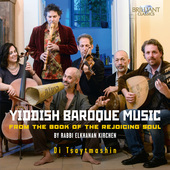 Album artwork for Fisz: Yiddish Baroque Music