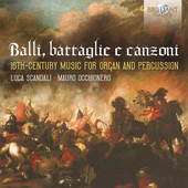 Album artwork for Balli, battaglie e canzoni - 16th Century Music fo