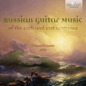 Album artwork for RUSSIAN GUITAR MUSIC
