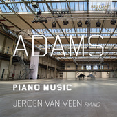 Album artwork for Adams: Piano Music