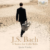 Album artwork for Bach: 6 Suites for Solo Cello