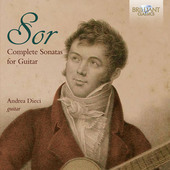 Album artwork for Sor: Complete Sonatas for Guitar