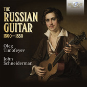 Album artwork for THE RUSSIAN GUITAR