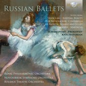 Album artwork for Russian Ballets