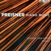 Album artwork for Preisner: Piano Music