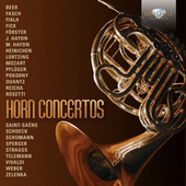 Album artwork for Horn Concertos - 10CD set