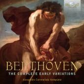 Album artwork for Beethoven: The Complete Early Variations