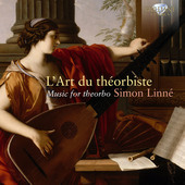 Album artwork for L'ART DU THEORBISTE