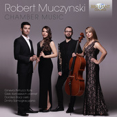 Album artwork for Muczynski: Chamber Music