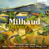 Album artwork for Milhaud: Chamber Music