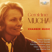 Album artwork for Mucha: Chamber Music