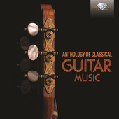 Album artwork for Anthology of Classical Guitar Music (40CD)
