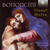 Album artwork for Bononcini: Stabat mater & Dio e la vergine