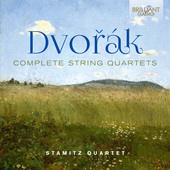 Album artwork for COMPLETE STRING QUARTETS