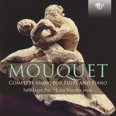 Album artwork for Mouquet: Complete Music for Flute and Piano