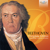 Album artwork for BEETHOVEN COMPLETE EDITION 2017