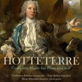 Album artwork for Hotteterre: Complete Music for Flute and b.c