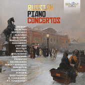 Album artwork for Russian Piano Concertos