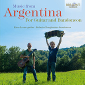 Album artwork for ARGENTINA GUITAR & BANDONEON