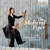 Album artwork for The Medieval Piper - Works for Recorder, Shawm, et