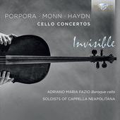 Album artwork for Invisible