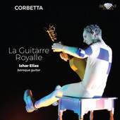 Album artwork for Corbetta: La guitarre royalle