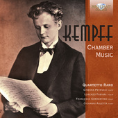 Album artwork for Kempff: Chamber Music
