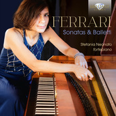 Album artwork for FERRARI: SONATAS & BALLETTI