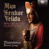 Album artwork for Mya Senhor Velida: Medieval Lais and Cantigas from