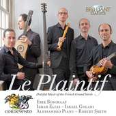 Album artwork for Le Plaintif