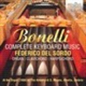 Album artwork for Bonelli: Complete Keyboard Music