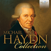 Album artwork for Michael Haydn Collection, Vol. 1