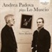 Album artwork for Andrea Padova Plays Lo Muscio