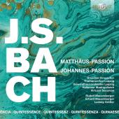 Album artwork for J.S. Bach: Matthew and John Passions