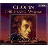 Album artwork for Chopin: The Complete Piano Works