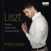 Album artwork for Liszt: Études d'exécution transcendante